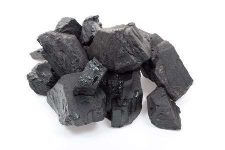 anthracite coal: Coal  Stock Photo