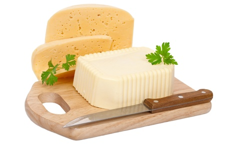 cheese knife: Butter and cheese