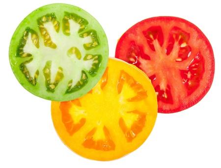 tomate: Des tranches de tomate