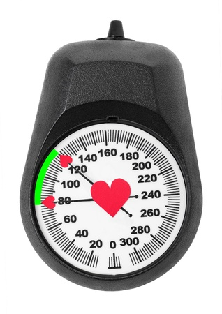 Blood pressure monitor scales  photo
