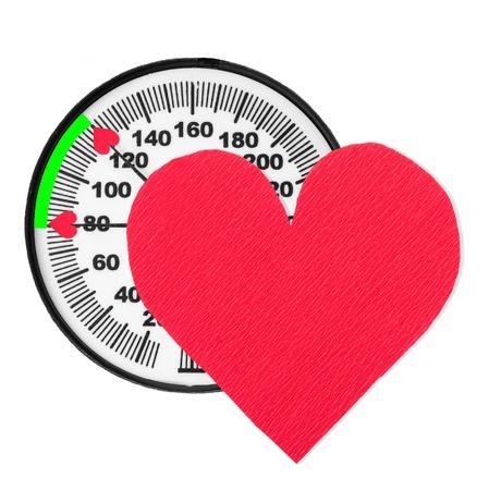 high blood pressure: Blood pressure monitor scales