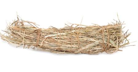 straw: Hay