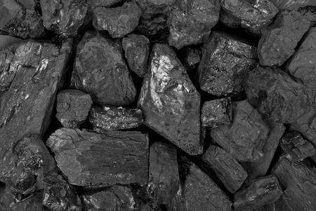 anthracite coal: Coal texture