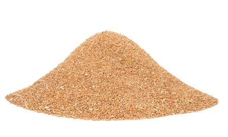 wheat grain: Pile of wheat grains