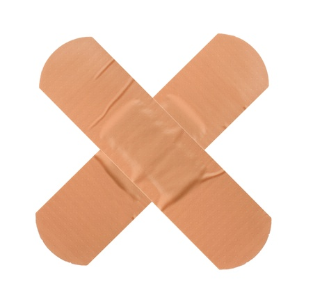 wound care: First-aid plaster