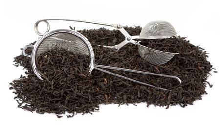 tea strainer: Tea strainer