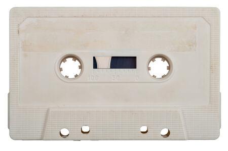 disuse: Cassette tape Stock Photo