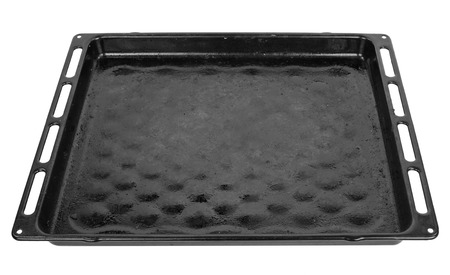 baking tray: Empty baking tray