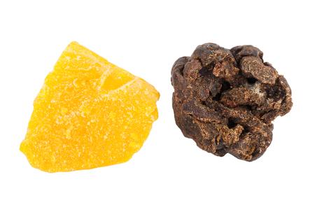 propolis: Propolis and beeswax