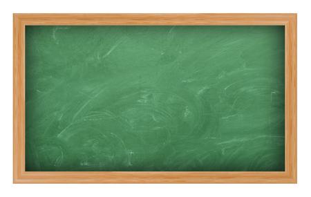 School chalkboard Stockfoto