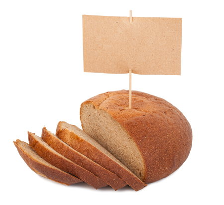 tag: Bread with price tag