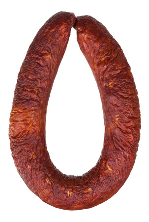 krakow sausage: Krakow sausage