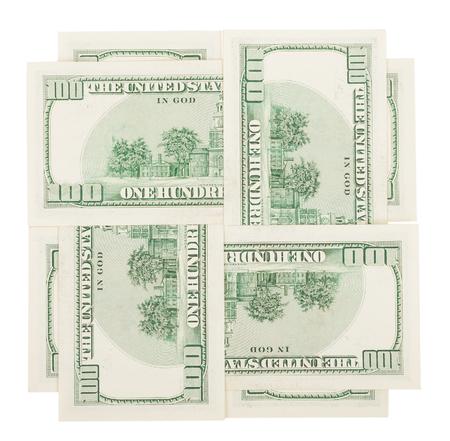 abundance money: Dollars Stock Photo