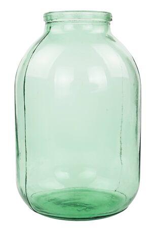 capacitance: Glass jar