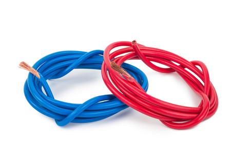 skein: Two skein wires