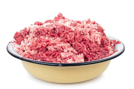 carne picada: Carne picada