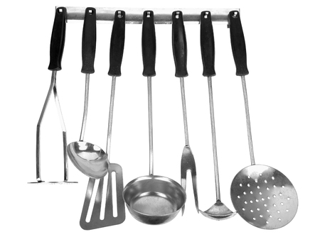 daily use item: Set of kitchen utensils