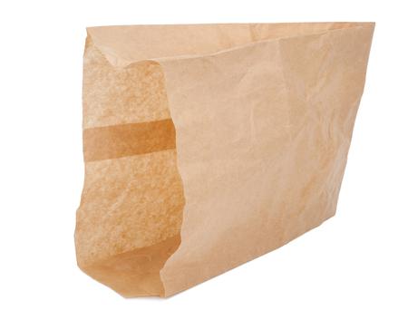 reciclar: Paper bag Foto de archivo