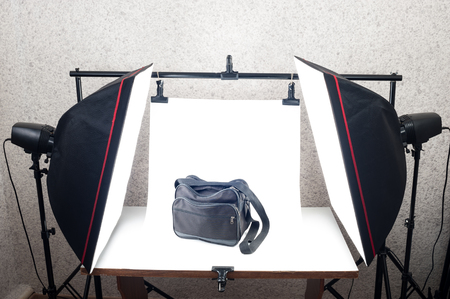 lighting system: Shooting Table and studio lighting system