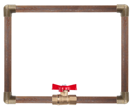 tuberias de agua: Frame from water pipes