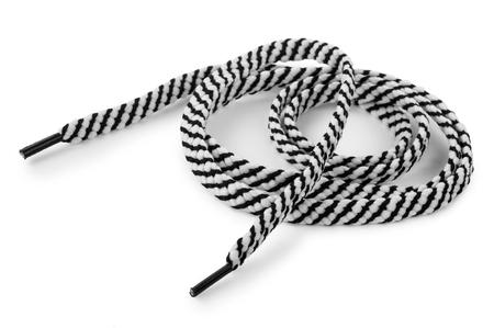 Shoelace monochrome