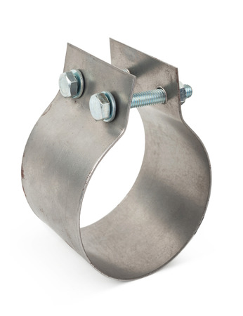 metal parts: Metal clamp