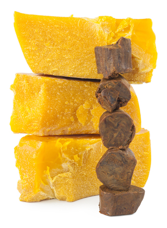 beeswax: Propolis and beeswax