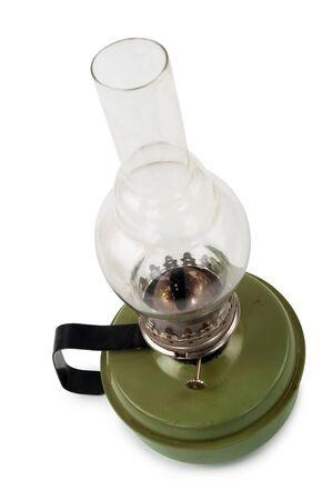 kerosene: Kerosene lamp Stock Photo