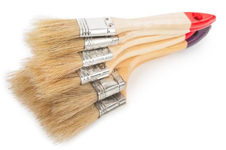 paintbrushes: paintbrushes Stock Photo