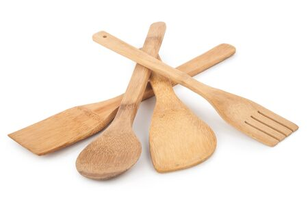kitchen tools: Wooden spoon and stirrers