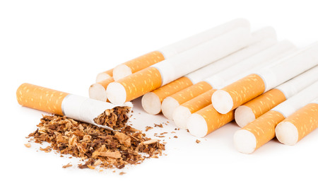 toxic substance: Cigarettes