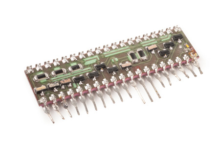 microprocessor: Electronic microassembly