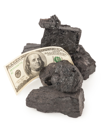 commodities: Coal and money