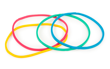 elasticidad: Rubber band