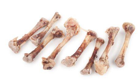 Chicken bones Zdjęcie Seryjne