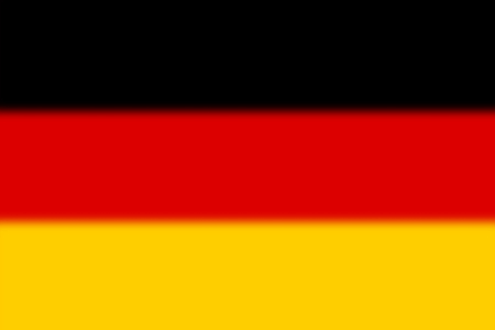 German national flag background