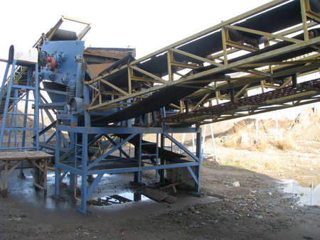 Processing metallurgy plant