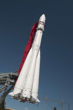 gagarin: Moscow VVC, Gagarin spaceship