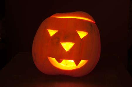 jack o  lantern: Jack O Lantern - Halloween symbol