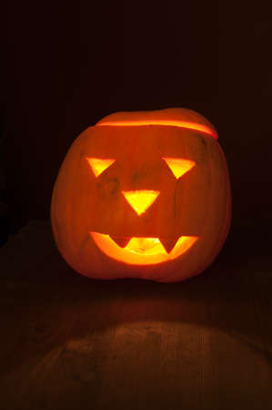 jack o' lantern: Jack O Lantern - Halloween symbol