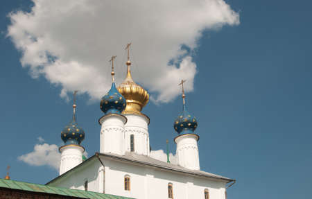 conception: Rostov the Great, Spaso-Yakovlevsky Dmitriev monastery, The Cathedral Of The Conception Of Anne