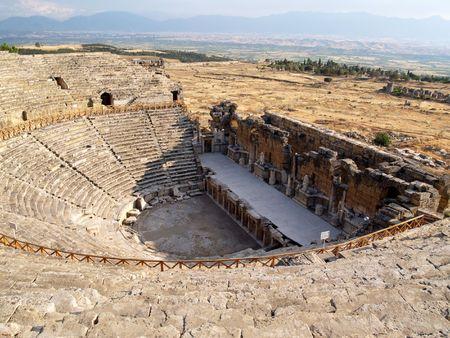 Old amphitheater