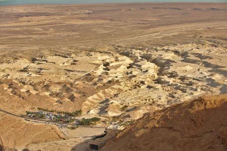 View on the Dead sea from Masada Editöryel