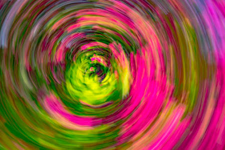 smeared: abstract colorful lights nature background in Germany Stock Photo