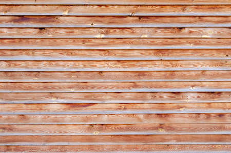 wooden wall texture built from wooden planks