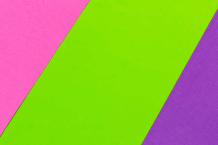 Color Trends background.  Pink green purple abstract geometric background