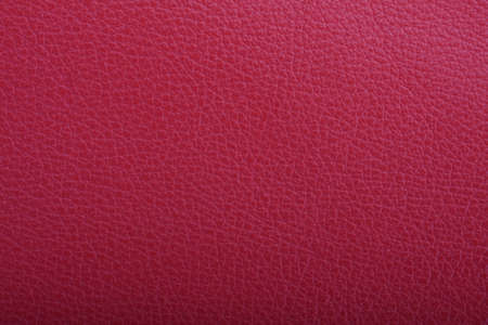 leatherette: Natural red leather surface
