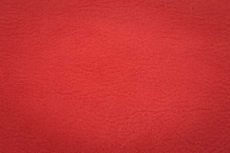 red leather: Natural red leather surface