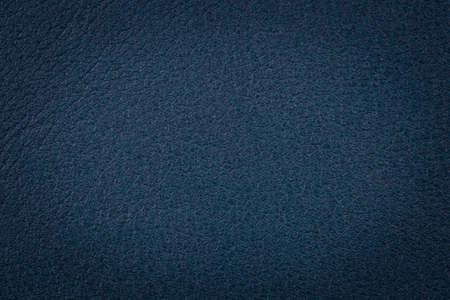 dark blue: Natural dark blue leather surface
