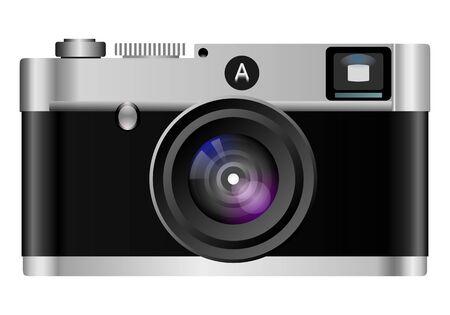 retro analog camera